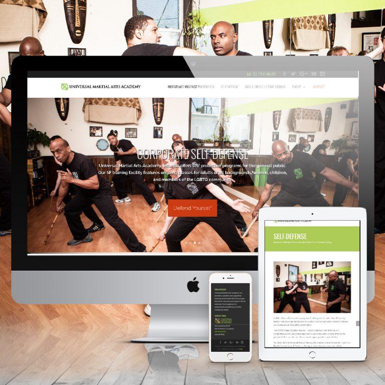 Universal Martial Arts Academy