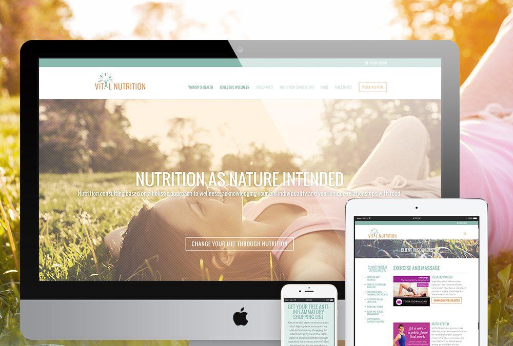 Vital Nutrition Services