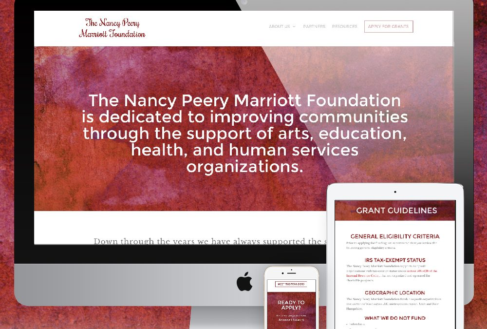 Nancy Peery Marriott Foundation